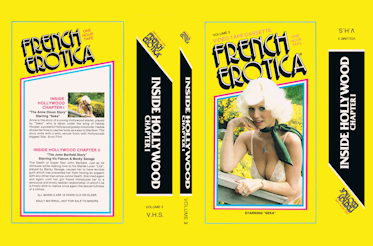 seka french erotica volume 3 inside hollywood parts 1 and 2 1979